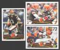 2013 Topps Football Team Set - CLEVELAND BROWNS