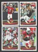 2013 Topps Football Team Set - ARIZONA CARDINALS
