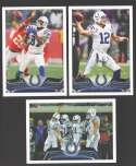 2013 Topps Football Team Set - INDIANAPOLIS COLTS