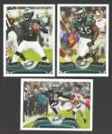 2013 Topps Football Team Set - PHILADELPHIA EAGLES