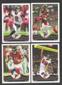2013 Topps Football Team Set - ATLANTA FALCONS