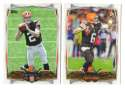 2014 Topps Football Team Set - CLEVELAND BROWNS    w/ Johnny Manziel RC