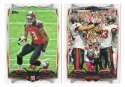 2014 Topps Football Team Set - TAMPA BAY BUCCANEERS