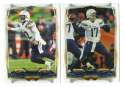 2014 Topps Football Team Set - SAN DIEGO CHARGERS