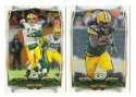 2014 Topps Football Team Set - GREEN BAY PACKERS
