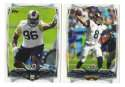 2014 Topps Football Team Set - ST. LOUIS RAMS