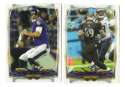 2014 Topps Football Team Set - BALTIMORE RAVENS