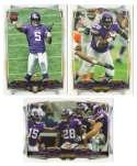 2014 Topps Football Team Set - MINNESOTA VIKINGS