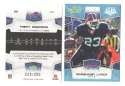 2008 Score Super Bowl XLIII GLOSSY Team set - BUFFALO BILLS