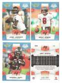 2008 Score Super Bowl XLIII GLOSSY Team set - TAMPA BAY BUCCANEERS