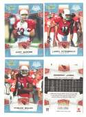 2008 Score Super Bowl XLIII GLOSSY Team set - ARIZONA CARDINALS