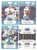 2008 Score Super Bowl XLIII GLOSSY Team set - DALLAS COWBOYS