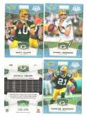 2008 Score Super Bowl XLIII GLOSSY Team set - GREEN BAY PACKERS