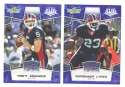 2008 Score Super Bowl XLIII BLUE Team set - BUFFALO BILLS
