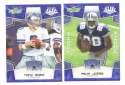 2008 Score Super Bowl XLIII BLUE Team set - DALLAS COWBOYS