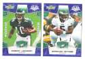2008 Score Super Bowl XLIII BLUE Team set - PHILADELPHIA EAGLES