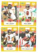 2008 Score Super Bowl XLIII GOLD Team set - TAMPA BAY BUCCANEERS