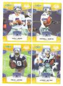 2008 Score Super Bowl XLIII GOLD Team set - DALLAS COWBOYS