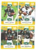 2008 Score Super Bowl XLIII GOLD Team set - PHILADELPHIA EAGLES
