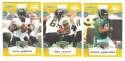 2008 Score Super Bowl XLIII GOLD Team set - JACKSONVILLE JAGUARS