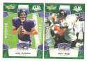 2008 Score Super Bowl XLIII GREEN Team set - BALTIMORE RAVENS