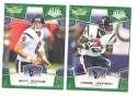 2008 Score Super Bowl XLIII GREEN Team set - HOUSTON TEXANS
