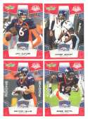 2008 Score Super Bowl XLIII RED Team set - DENVER BRONCOS