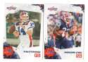2010 Score Football Team Set - BUFFALO BILLS
