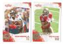 2010 Score Football Team Set - TAMPA BAY BUCCANEERS