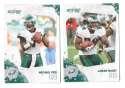 2010 Score Football Team Set - PHILADELPHIA EAGLES