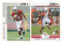 2012 Score Football Team Set - ARIZONA CARDINALS