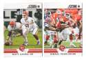 2012 Score Football Team Set - KANSAS CITY CHIEFS