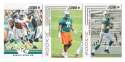 2012 Score Football Team Set - MIAMI DOLPHINS