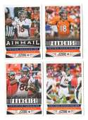 2013 Score Football Team Set w/ RC - DENVER BRONCOS