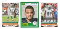 2013 Score Football Team Set w/ RC - MIAMI DOLPHINS