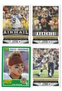 2013 Score Football Team Set w/ RC - NEW ORLEANS SAINTS