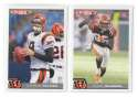 2004 Topps Total First Edition Football Team Set - CINCINNATI BENGALS