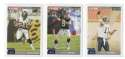 2004 Topps Total First Edition Football Team Set - SAN DIEGO CHARGERS