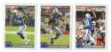 2004 Topps Total First Edition Football Team Set - INDIANAPOLIS COLTS
