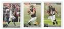 2004 Topps Total First Edition Football Team Set - ATLANTA FALCONS