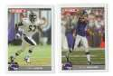 2004 Topps Total First Edition Football Team Set - BALTIMORE RAVENS