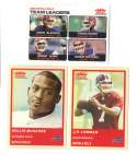 2004 Fleer Tradition (1-360) Football Team Set - BUFFALO BILLS