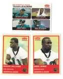 2004 Fleer Tradition (1-360) Football Team Set - JACKSONVILLE JAGUARS