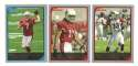 2006 Bowman Football Team Set - ARIZONA CARDINALS