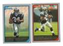 2006 Bowman Football Team Set - CAROLINA PANTHERS