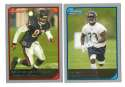 2006 Bowman Football Team Set - CHICAGO BEARS