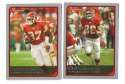 2006 Bowman Football Team Set - KANSAS CITY CHIEFS