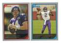 2006 Bowman Football Team Set - MINNESOTA VIKINGS