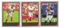2006 Bowman Football Team Set - NEW YORK GIANTS
