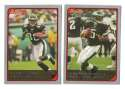 2006 Bowman Football Team Set - PHILADELPHIA EAGLES